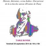 Bicentenaire de la mort d'Evariste de Parny (1804-2014)